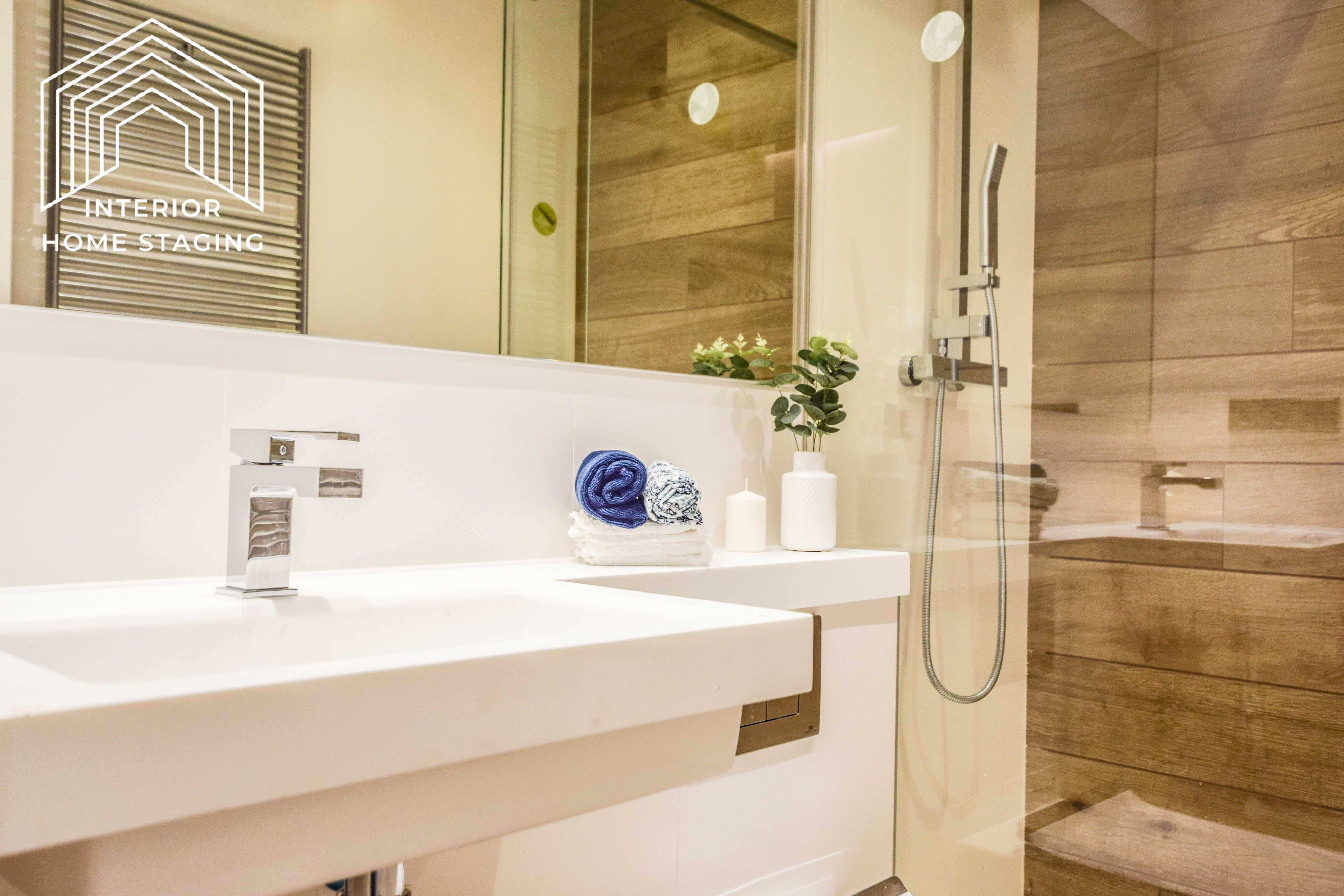Interior Home Staging baño