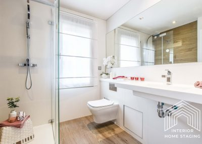 Interior Home Staging baño principal