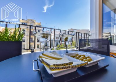 Interior Home Staging terraza 2