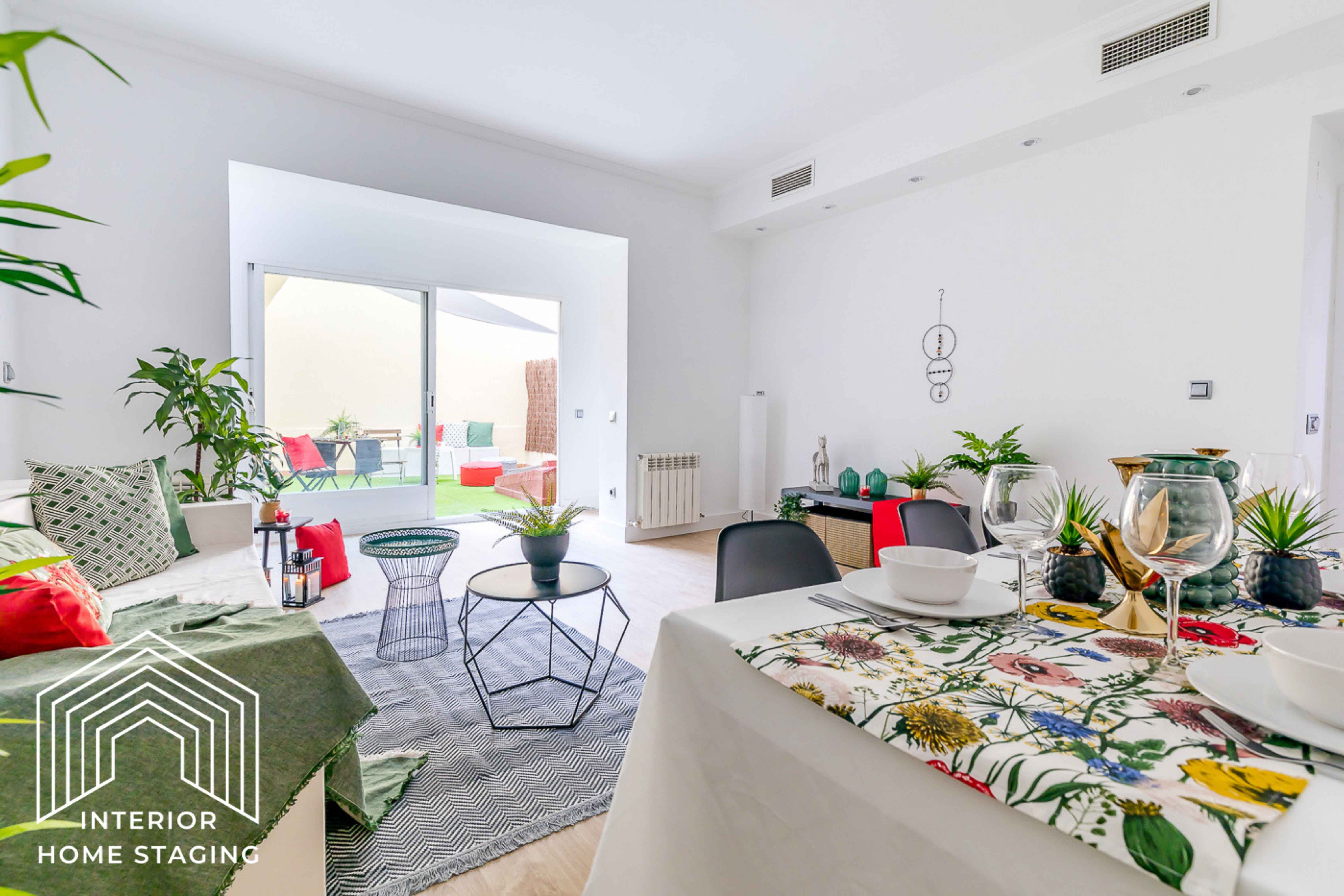 Home Staging casa Chamberi Madrid