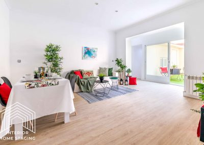 Home Staging casa en venta Chamberi 3