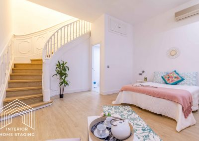 Home Staging casa en venta Chamberi Madrid 4