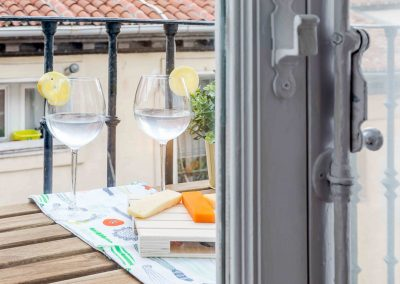 Home Staging terraza Madrid
