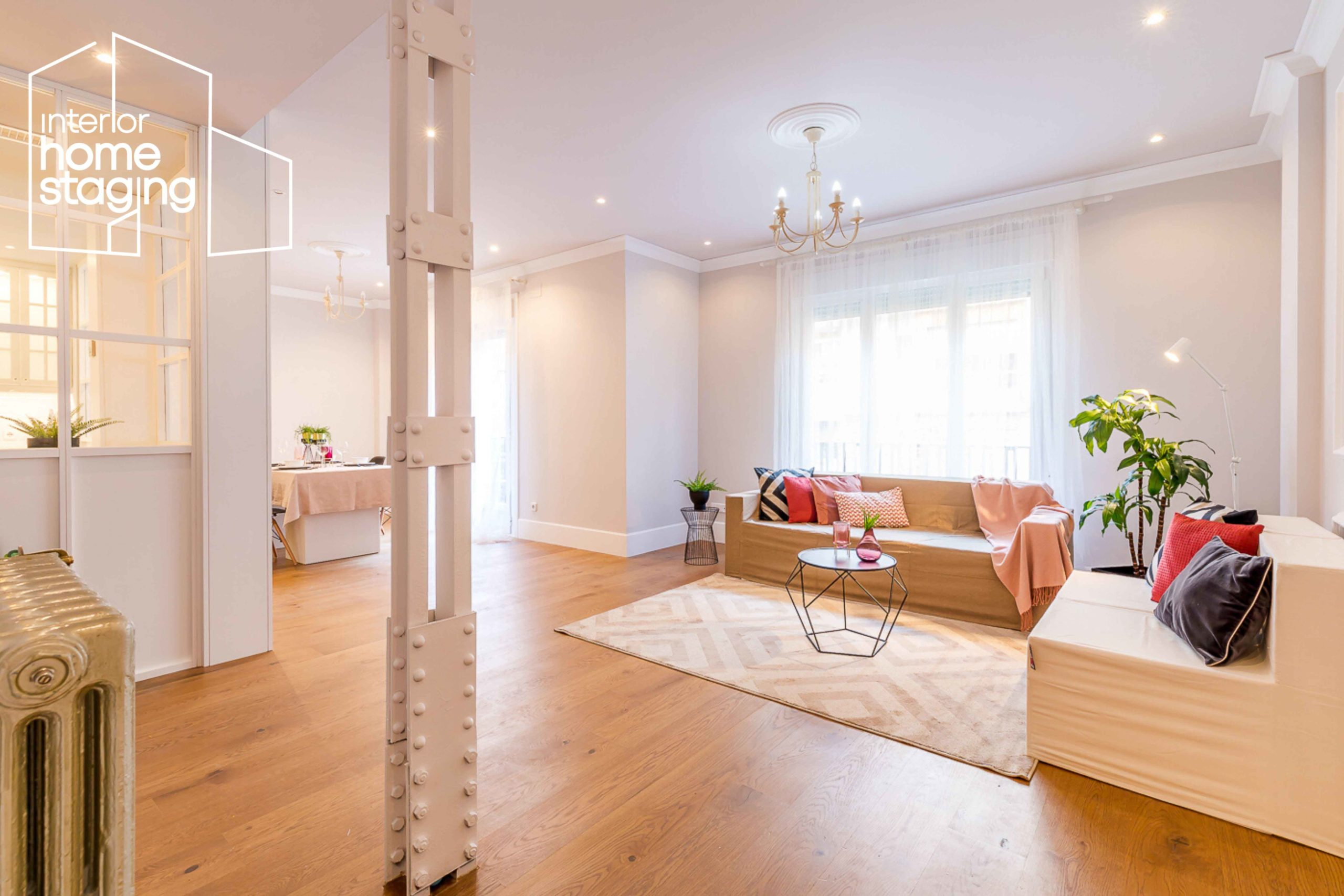 Home Staging vivienda Barrio Salamanca