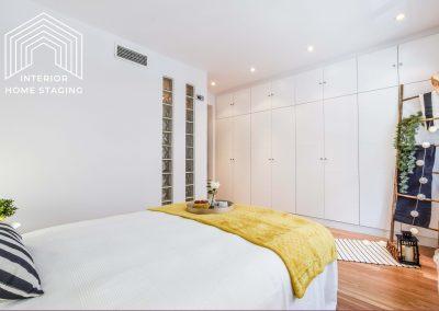 Interior Home Staging Chamberi dormitorio principal 2