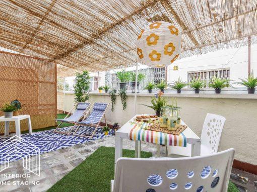 HOME STAGING vivienda en venta zona de Castellana Madrid
