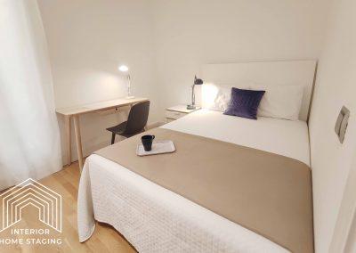 Decoración Piso alquiler - dormitorio 1 aa