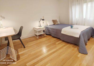Decoración Piso alquiler - dormitorio 3aa