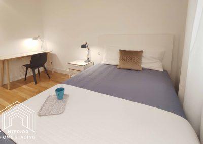 Decoración Piso alquiler - dormitorio 3bb