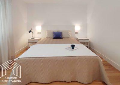Decoración Piso alquiler - dormitorio principal 3b