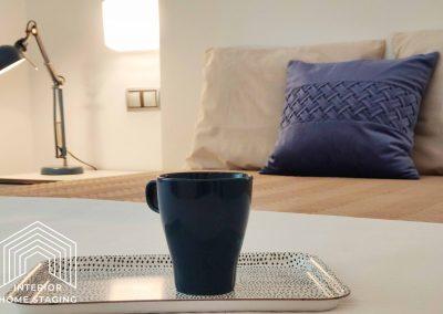 Decoración Piso alquiler - dormitorio principal 4b