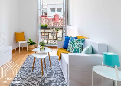 Home Staging casa Lavapies
