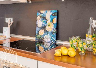 Home Staging cocina zona centro de Madrid