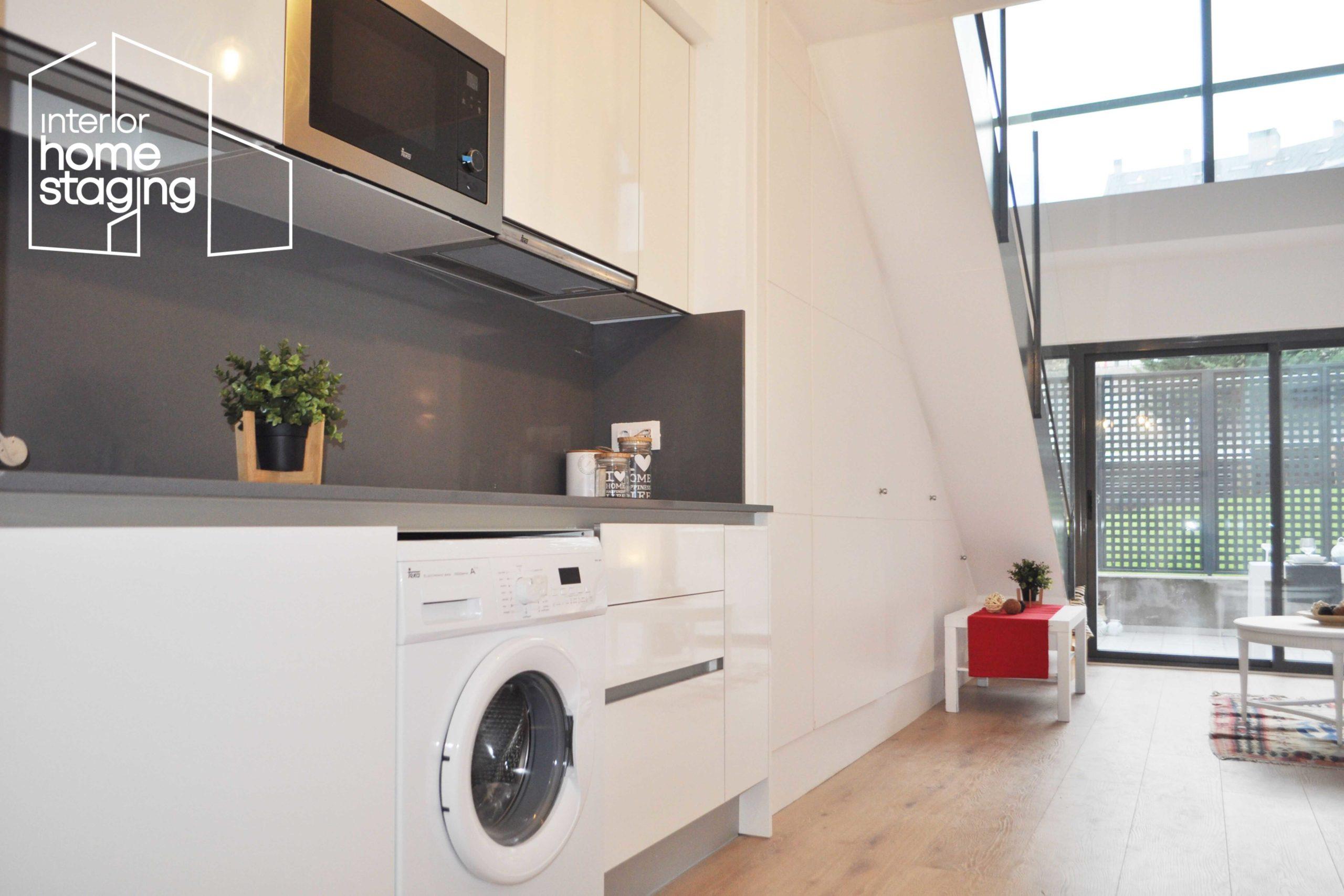 Home Staging Loft para vender