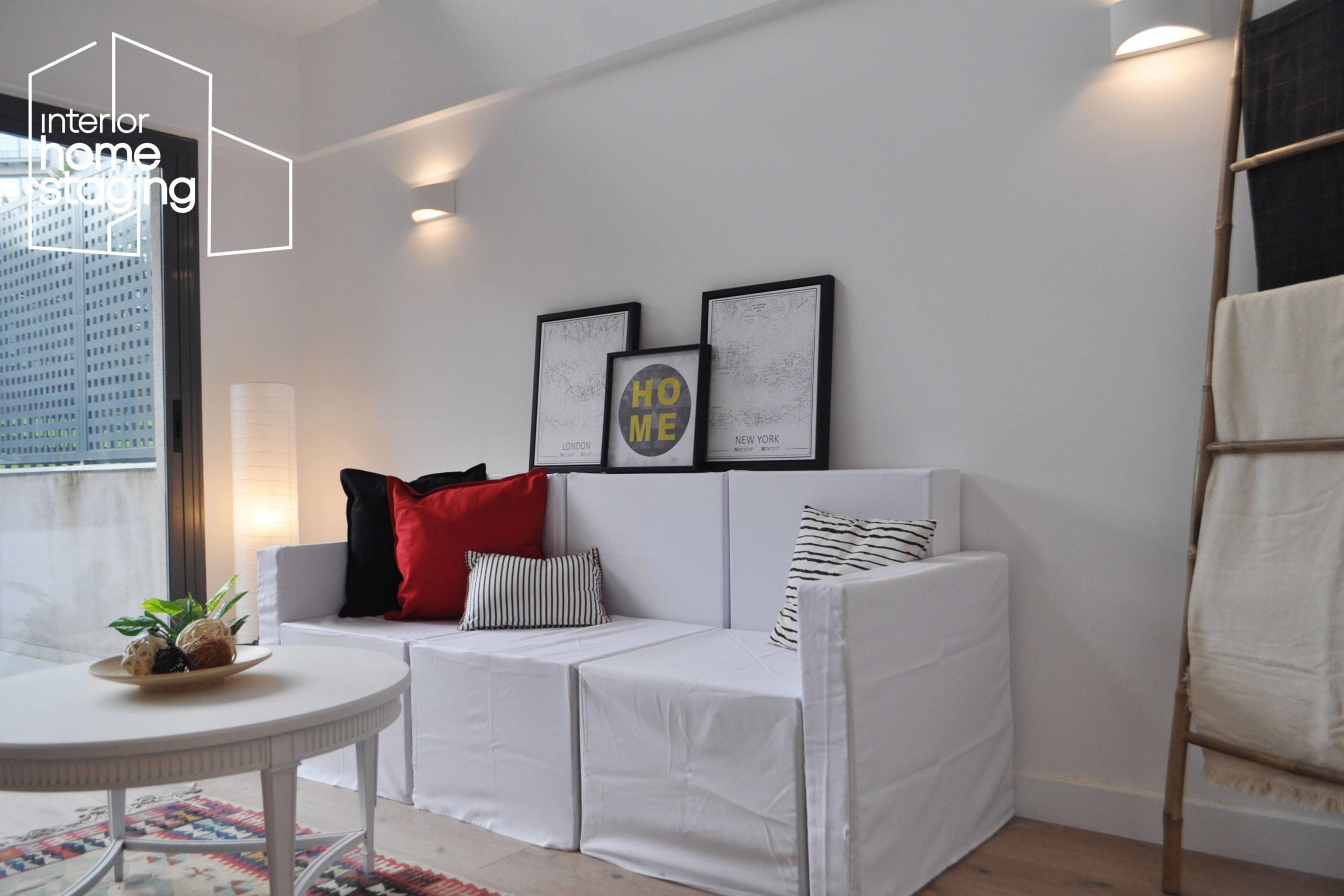 Home Staging vivienda norte de Madrid