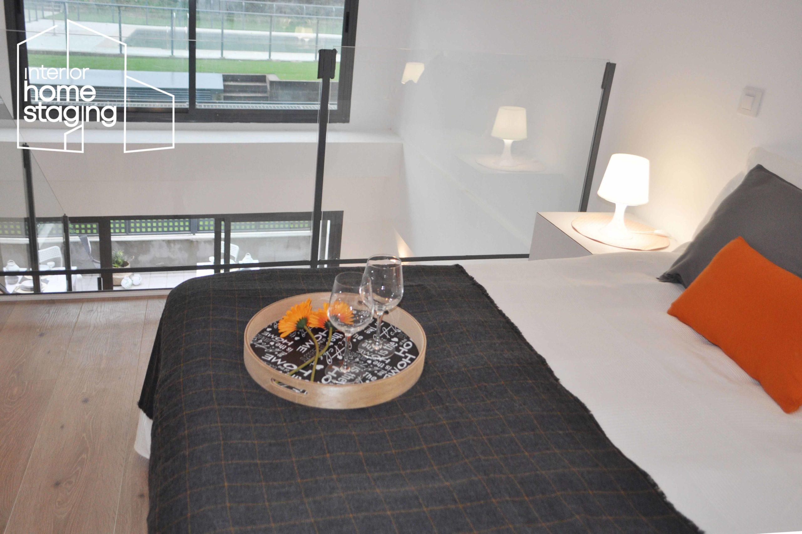 Preparar dormitorio casa de alquiler Madrid