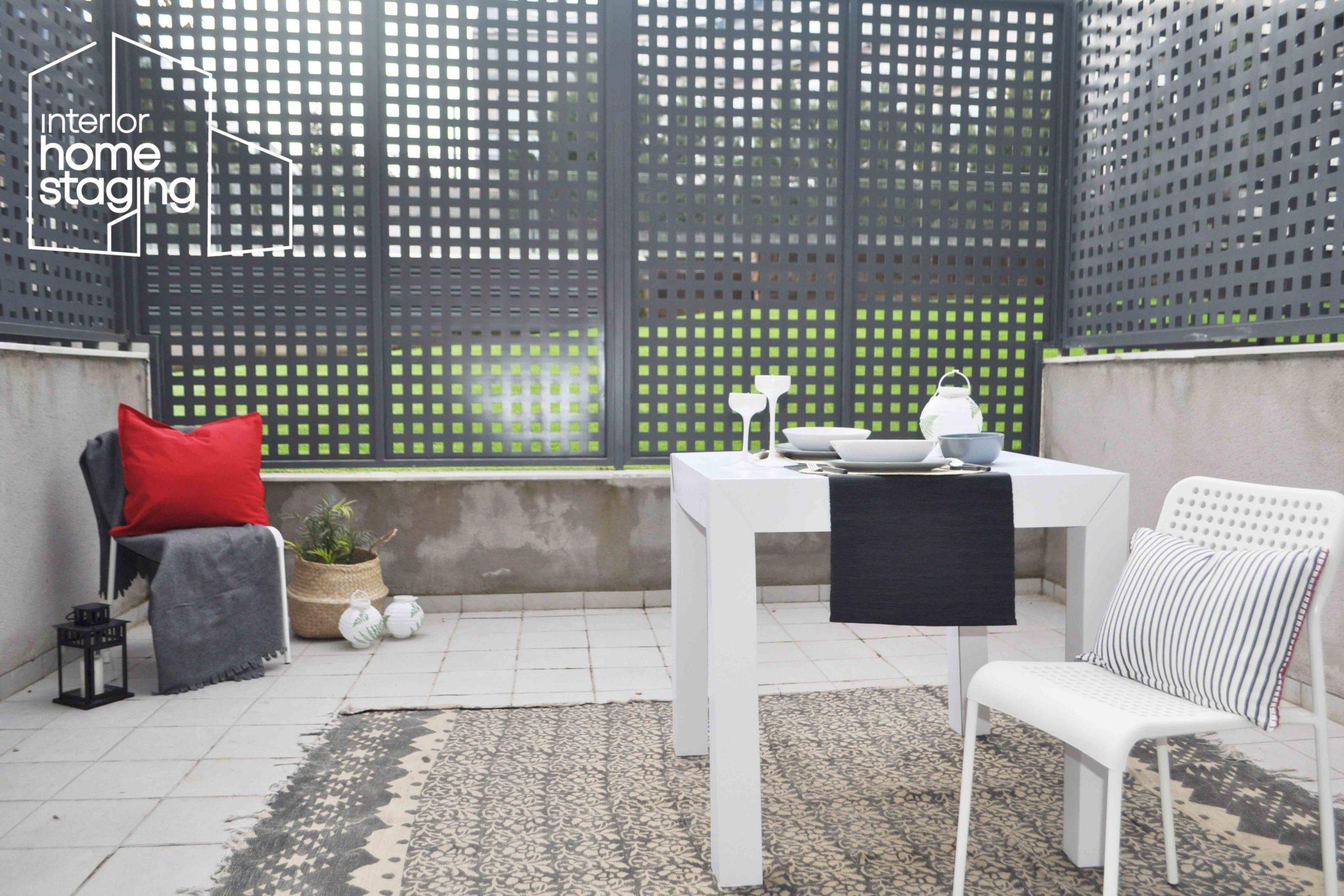 Terraza de Loft para alquiler